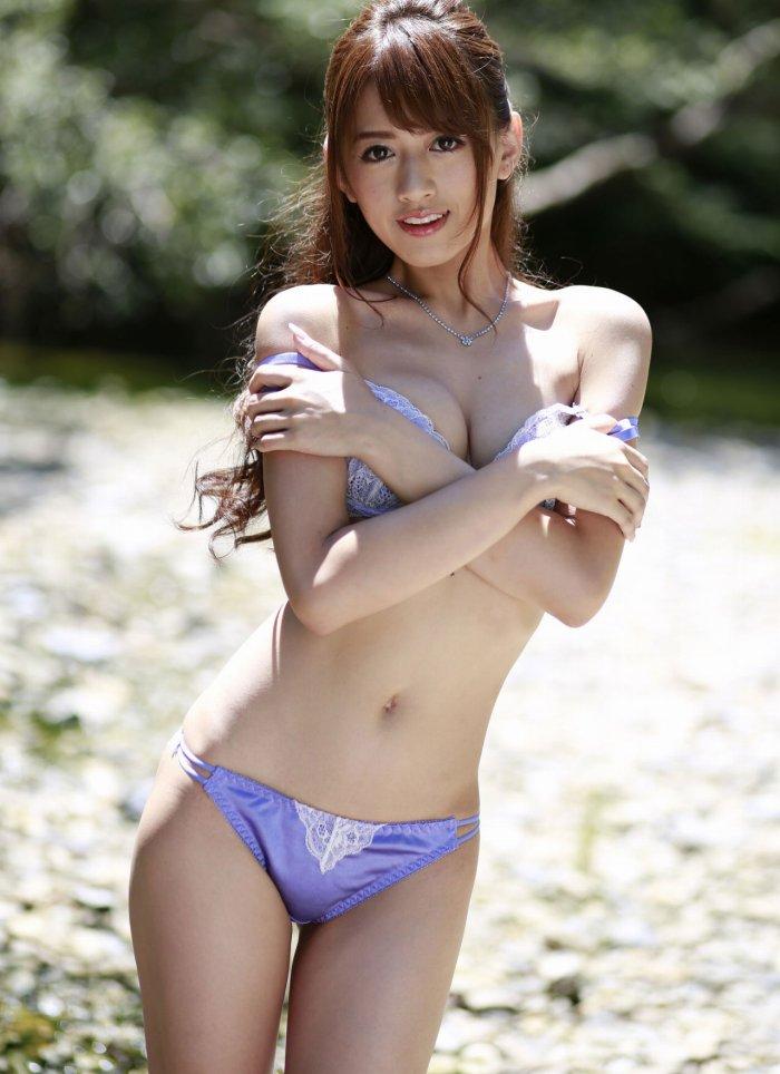 モデル美女の妖艶SEX、希島あいり (3)