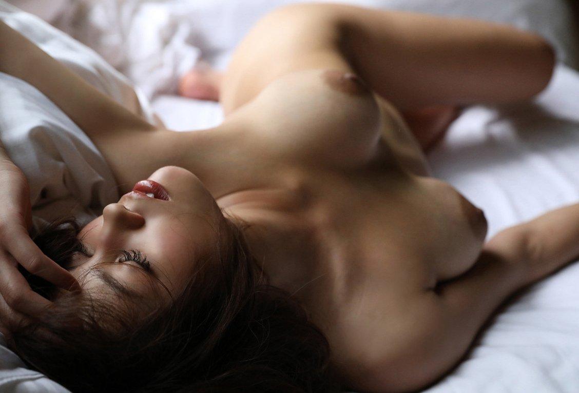 巨乳美女の誘惑SEX、美乃すずめ (7)