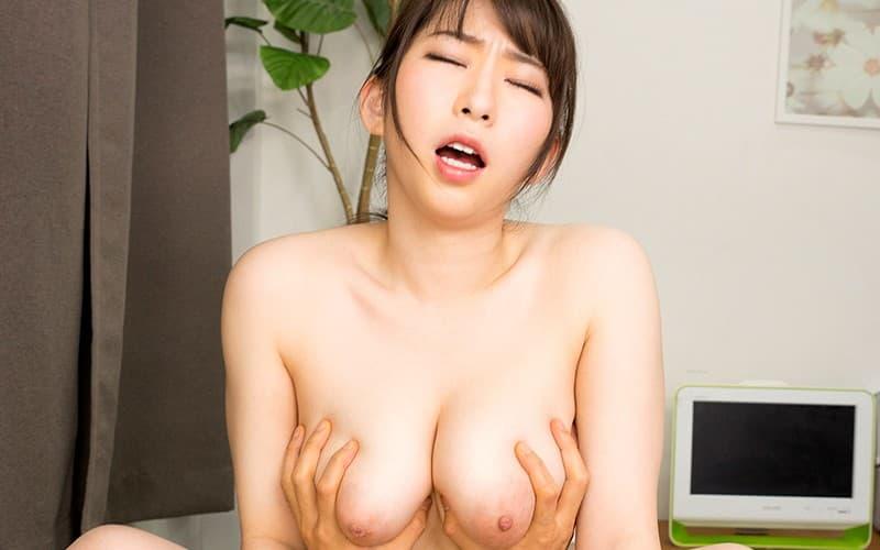 美巨乳美女の圧巻SEX、宝田もなみ (18)