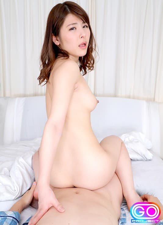 美乳美女の淫乱SEX、浅見せな (5)