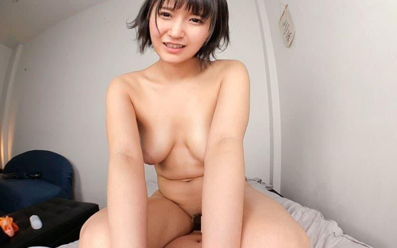 巨乳美少女の調教SEX、深田結梨 (19)