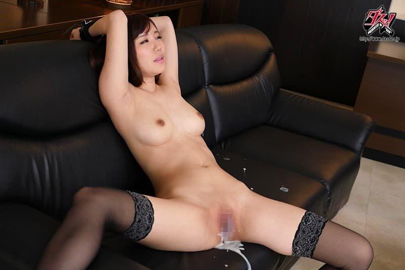 巨乳美女が妖艶SEX、黒川さりな (20)