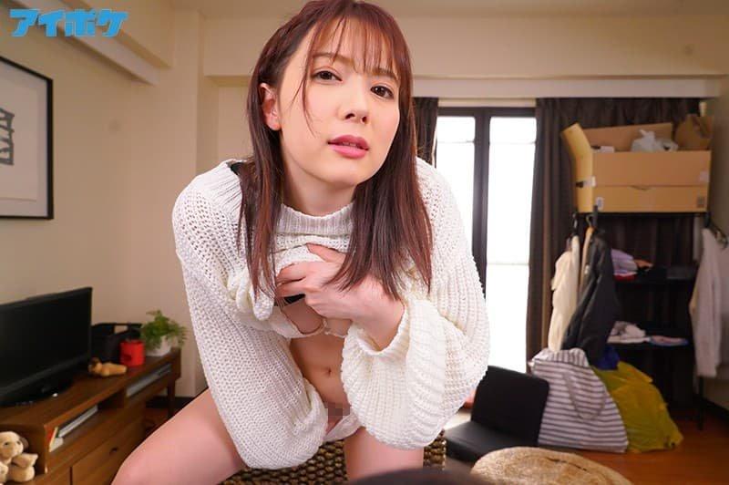 清楚系美女の濃厚SEX、岬ななみ (15)