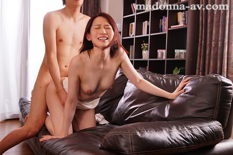 熟女人妻の濃厚SEX、水戸かな (9)
