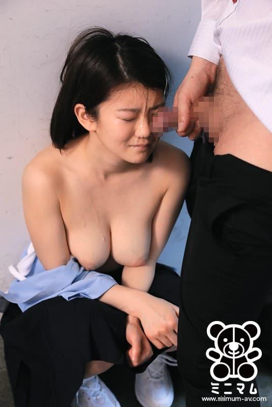 童顔巨乳で豪快SEX、小枝成実 (5)