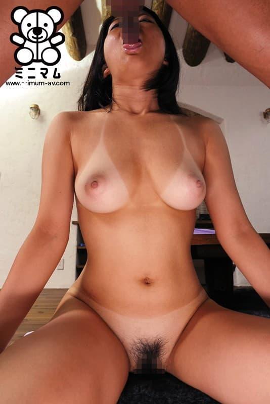 童顔巨乳で豪快SEX、小枝成実 (13)