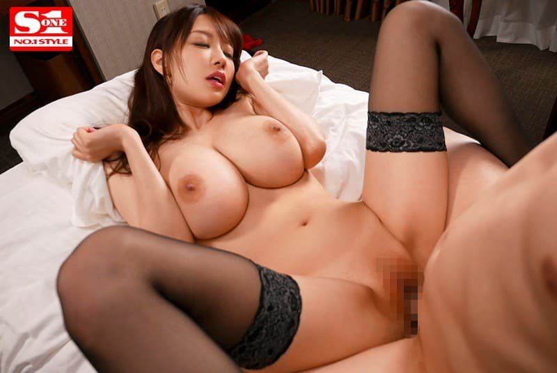 巨乳美女の極楽SEX、安齋らら (17)