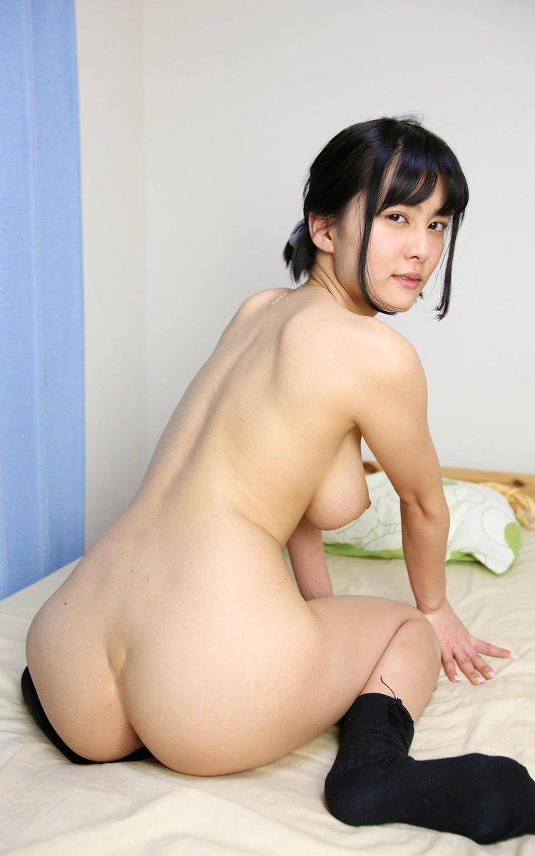美尻女性のバックショット (16)