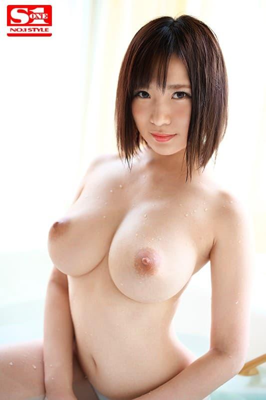 爆乳美少女の豪快SEX、真白真緒 (3)