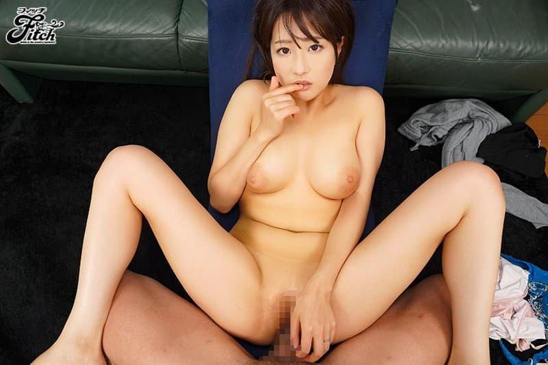 巨乳女子アナの淫乱SEX、流田みな実 (10)