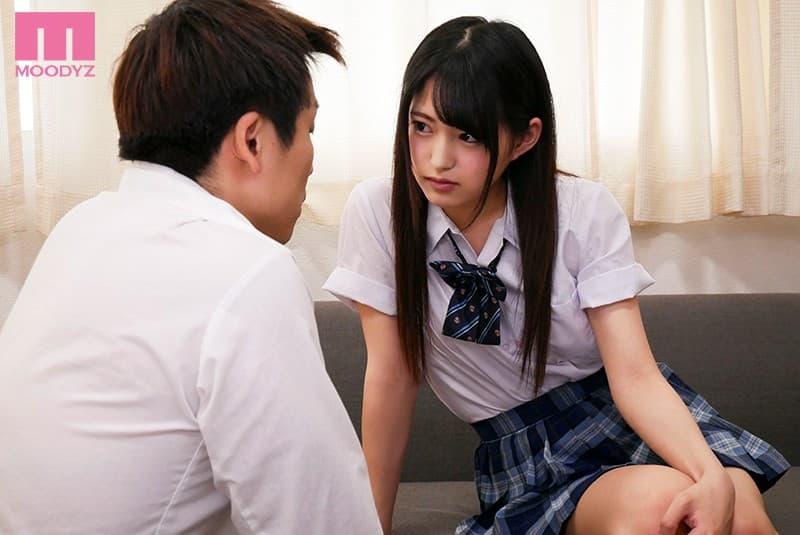 キュートな美少女の淫乱なSEX、渚みつき (9)