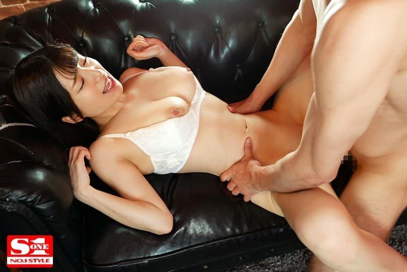 巨乳美少女の濃密SEX、桜羽のどか (17)