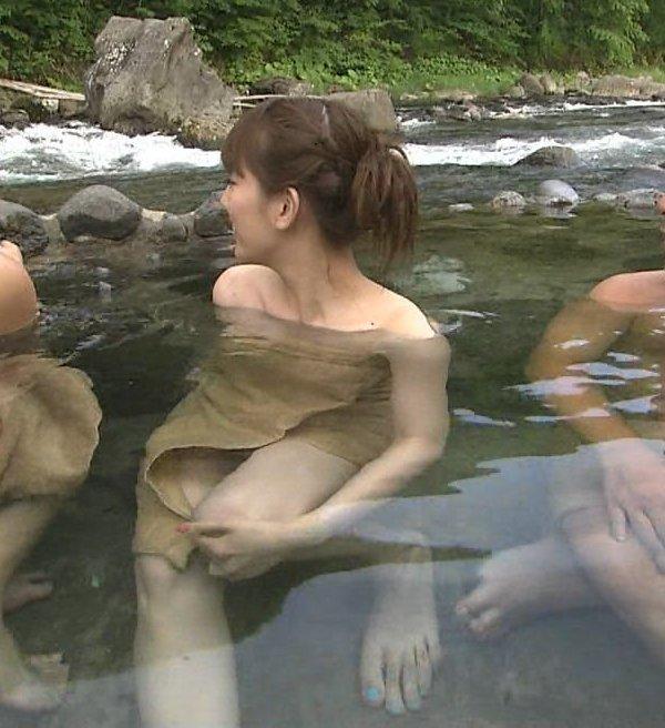 芸能人の入浴