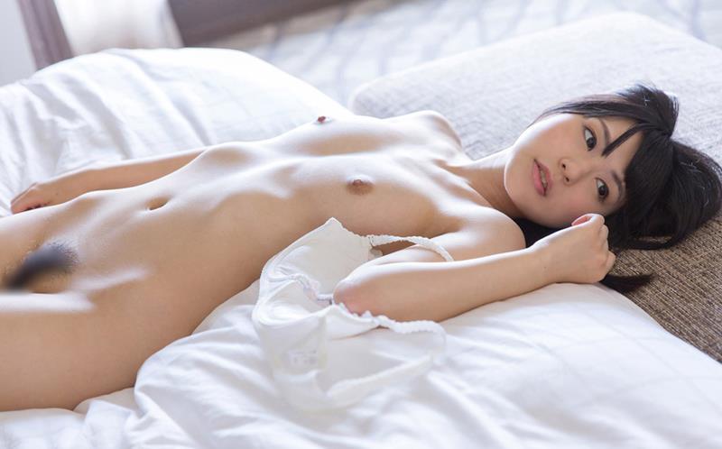 可愛い美女の激しいSEX、藤波さとり (5)