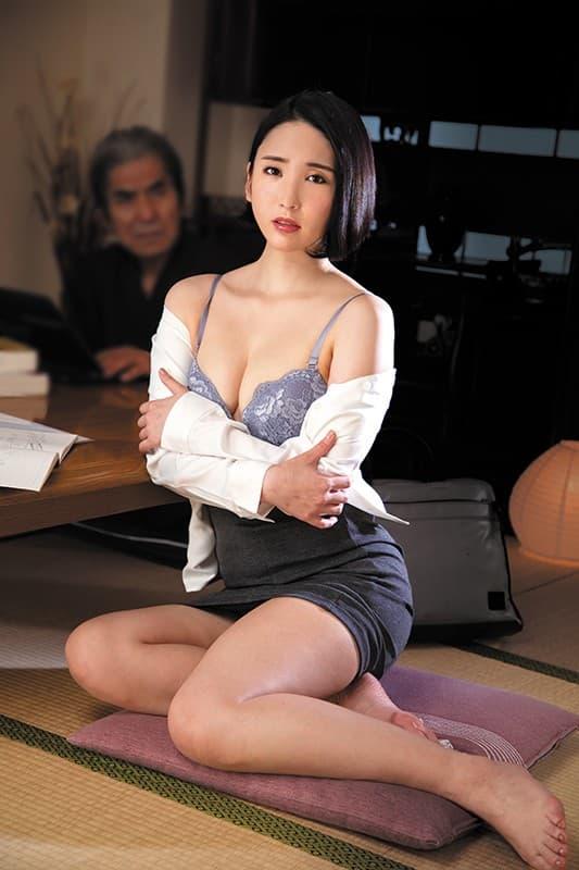 美人妻の淫乱SEX、舞原聖 (2)