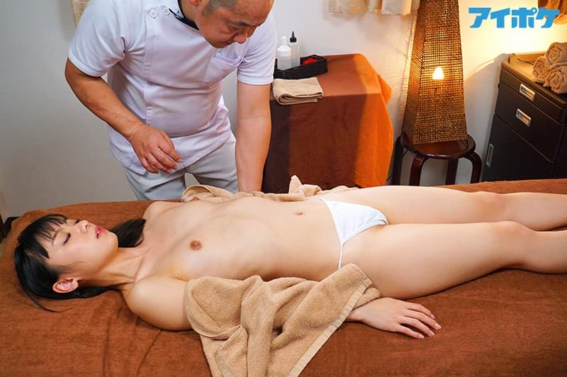貧乳美少女の痙攣SEX、もなみ鈴 (14)