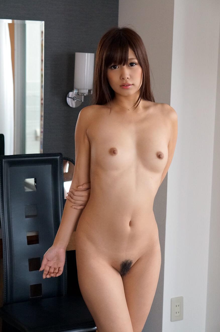 貧乳美少女の素敵なオッパイ (9)