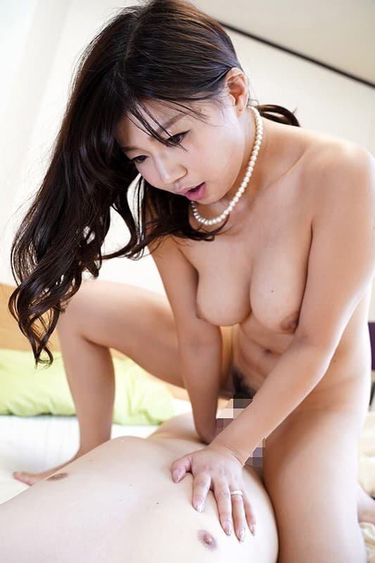 おっとり巨乳娘の豪快SEX、美保結衣 (19)