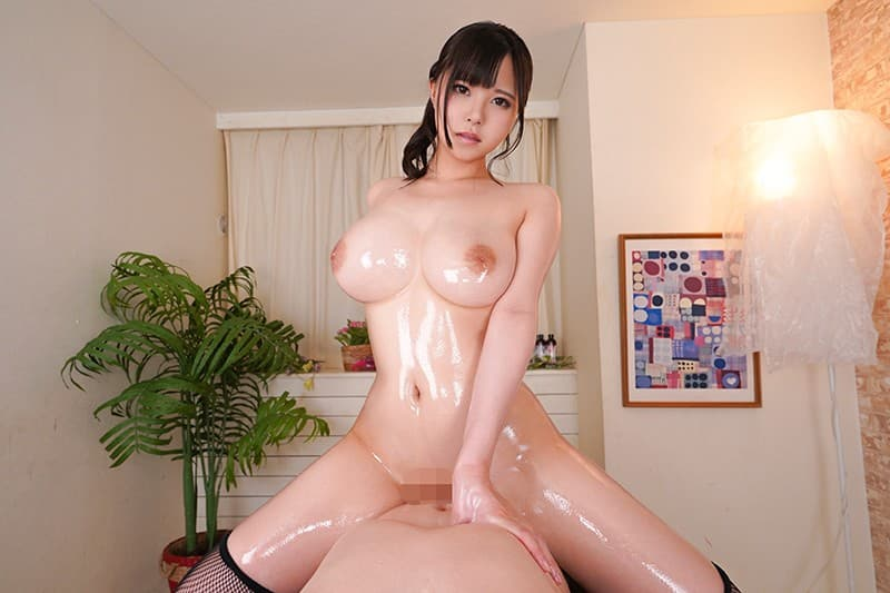 色白爆乳娘の本気SEX、生野ひかる (23)