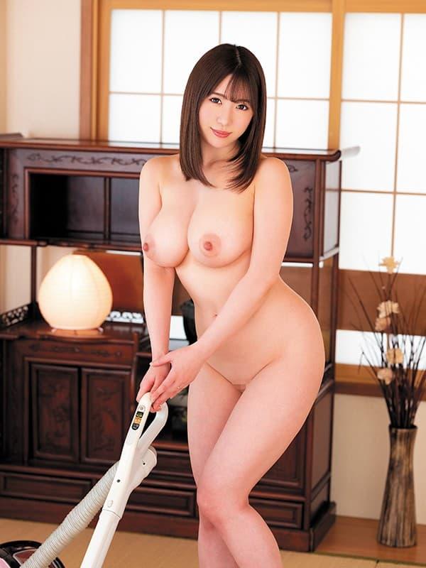 巨乳美女の淫乱SEX、河北はるな (8)