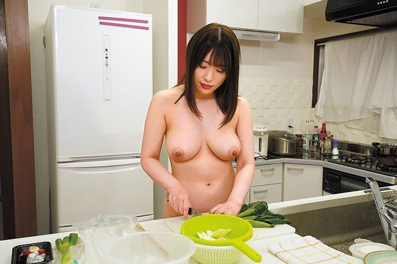 巨乳美女の淫乱SEX、河北はるな (11)