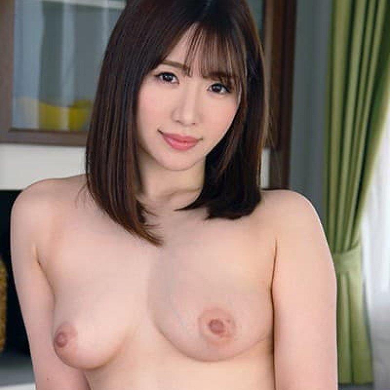巨乳美女の淫乱SEX、河北はるな (1)