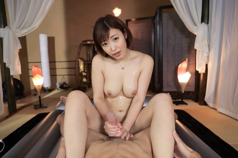 巨乳美女の激しいSEX、水野朝陽 (14)