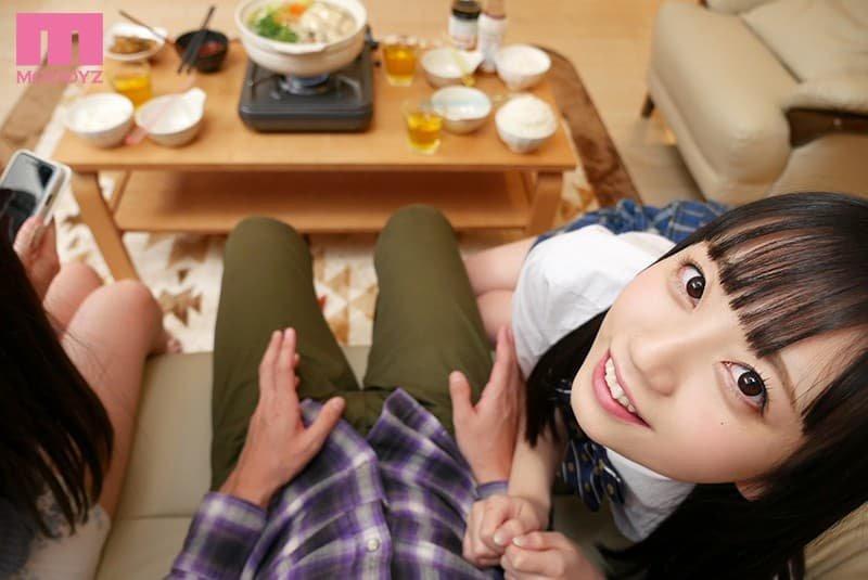 キュートな美少女の一生懸命なSEX、七沢みあ(3)