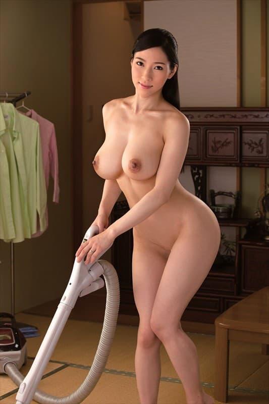 巨乳美人の誘惑SEX、二宮和香 (15)