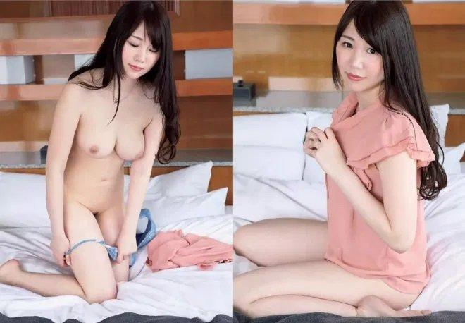 巨乳美少女の緊張SEX、佐藤ゆか (3)