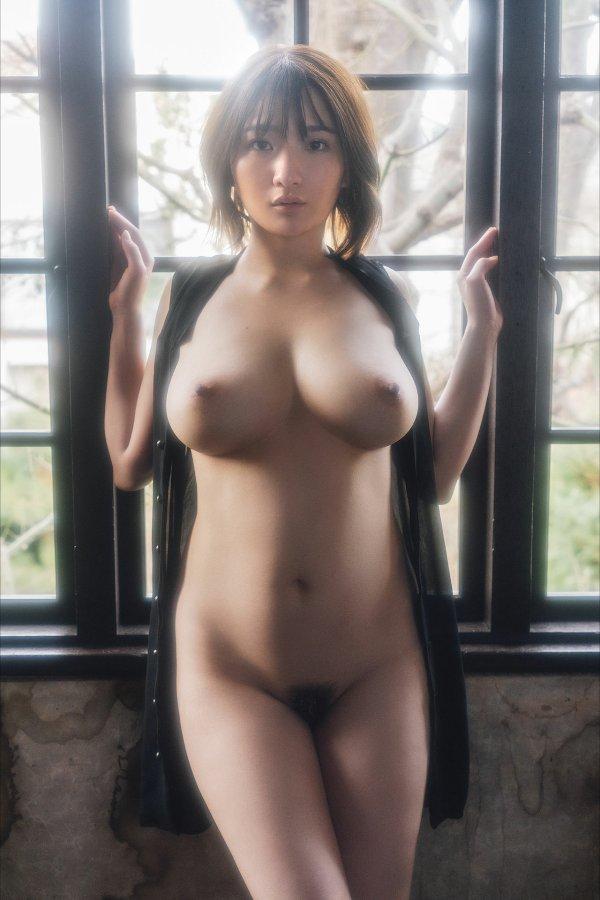 美爆乳美少女の密着SEX、鷲尾めい (4)