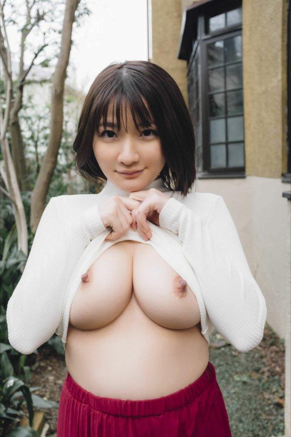 美爆乳美少女の密着SEX、鷲尾めい (2)