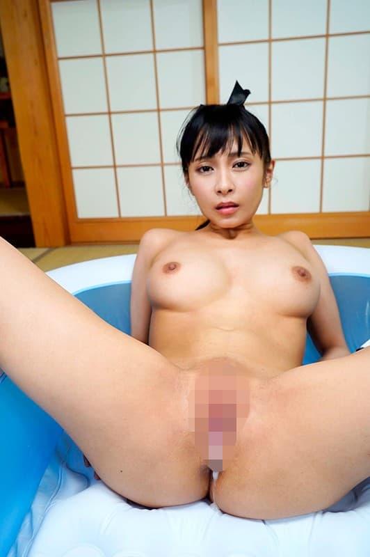小柄で巨乳な美少女の誘惑SEX、逢見リカ (20)