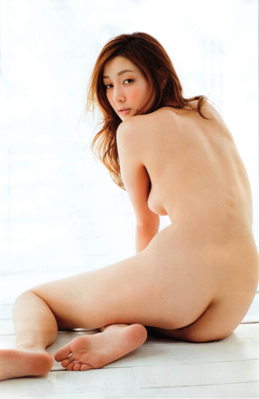 後ろ姿が綺麗な美尻女性 (19)