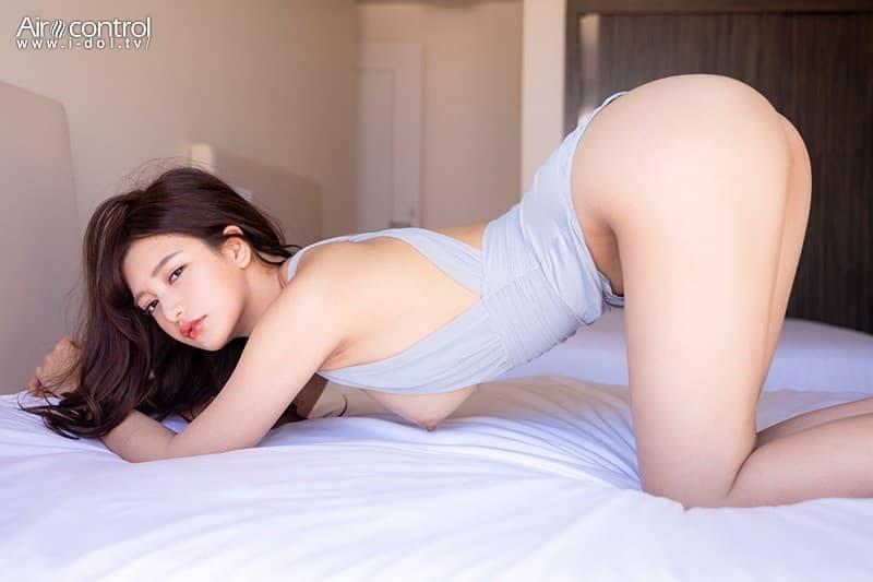 高身長美少女のハメ潮SEX、ひなたまりん (11)