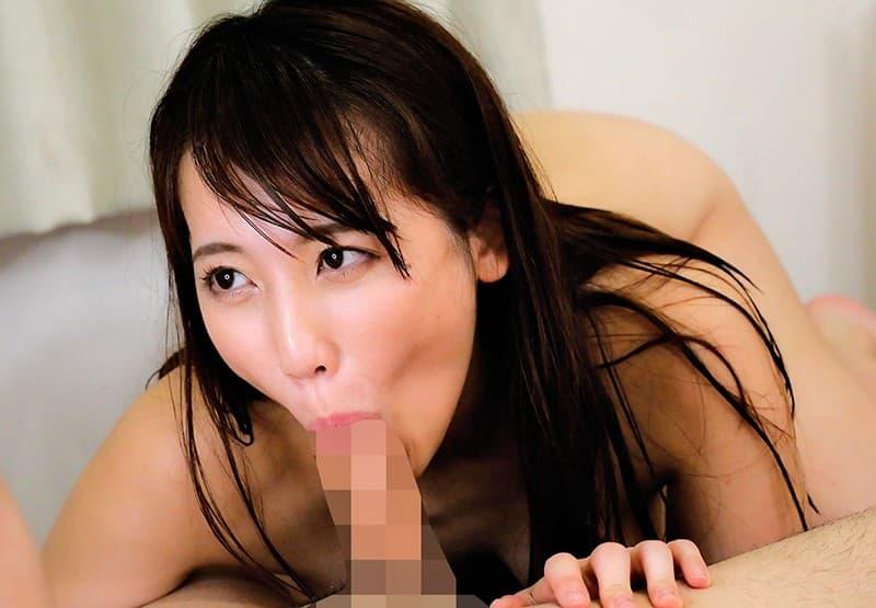 巨乳美女の騎乗位SEX、倉多まお (15)