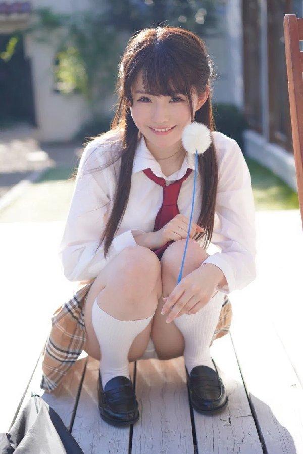 モデル体型の美少女が激イキSEX、乙白さやか (2)