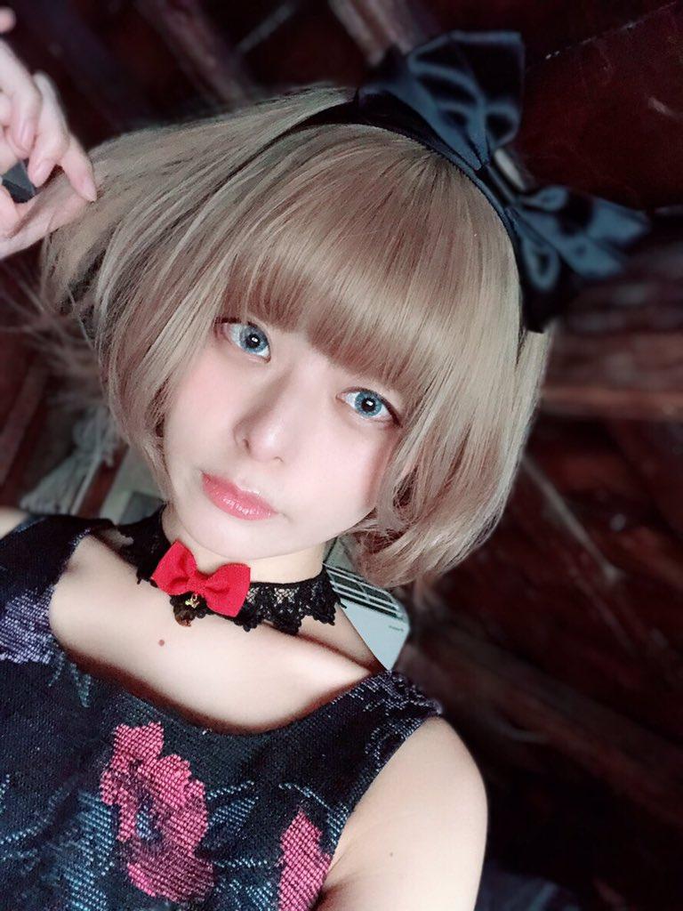 金髪ショート美女の狂乱SEX、月乃ルナ (2)