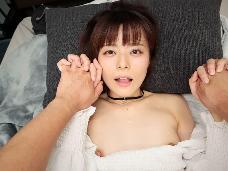 金髪ショート美女の狂乱SEX、月乃ルナ (19)
