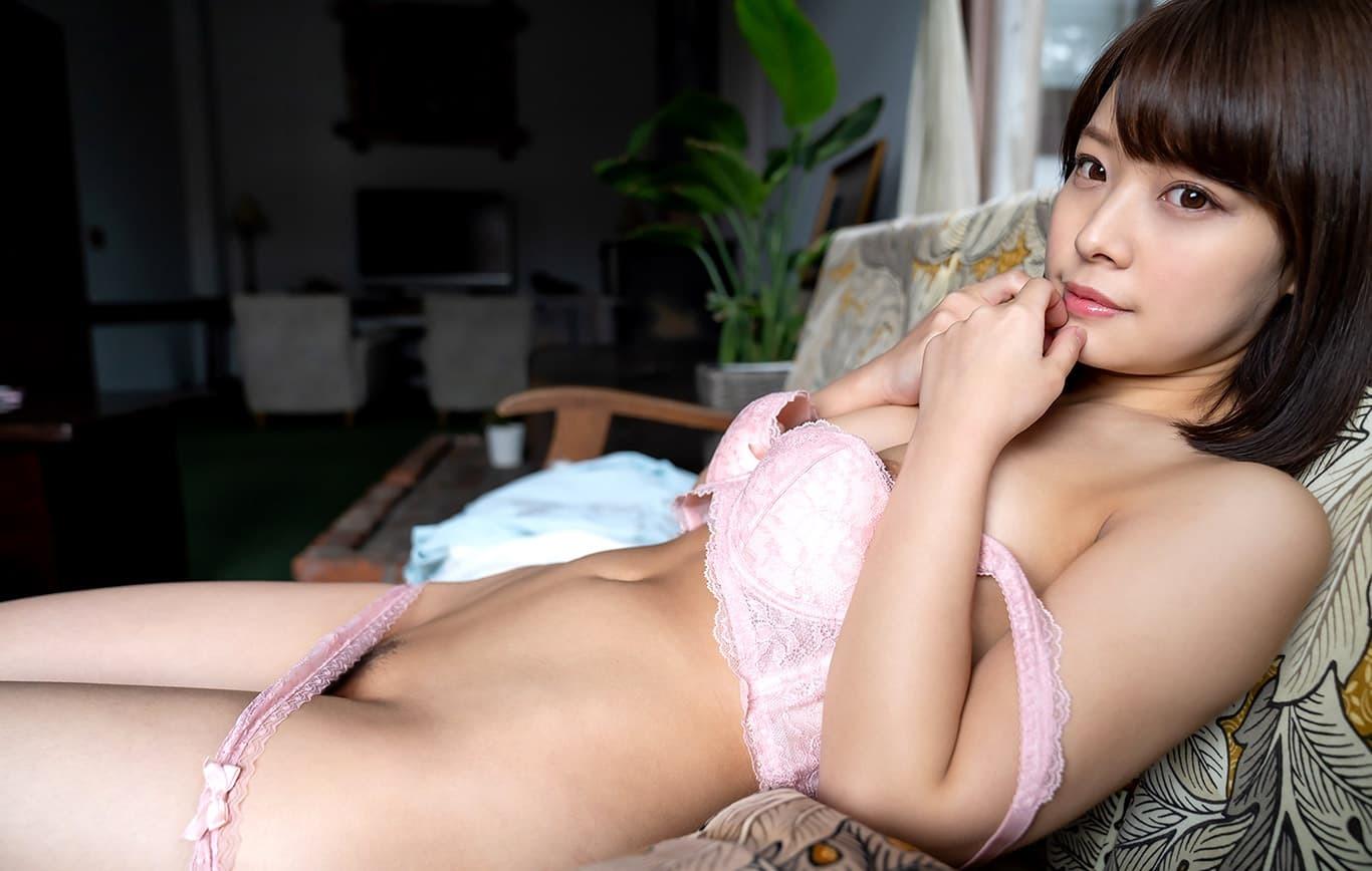 清楚系美少女の初体験SEX、八木奈々 (3)