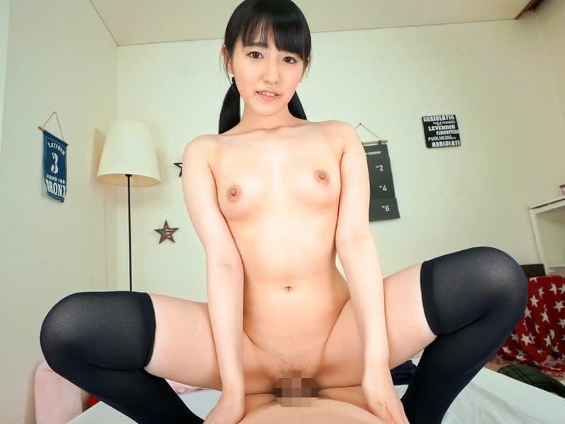 童顔美少女の濃厚SEX、河奈亜依 (8)