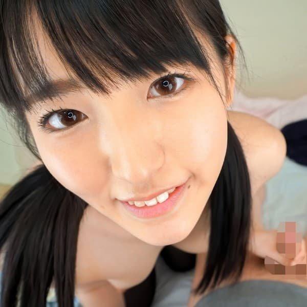 童顔美少女の濃厚SEX、河奈亜依 (1)