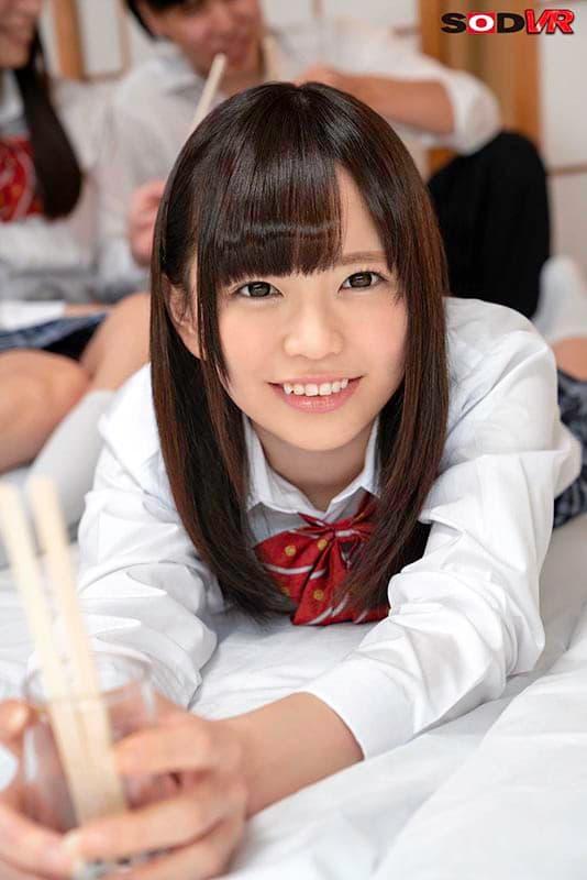 人見知りな美少女の初体験SEX、桜井千春 (2)