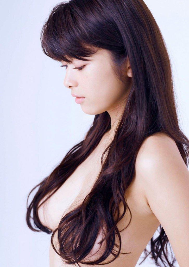 巨乳美人なモグラ女子、馬場ふみか (12)