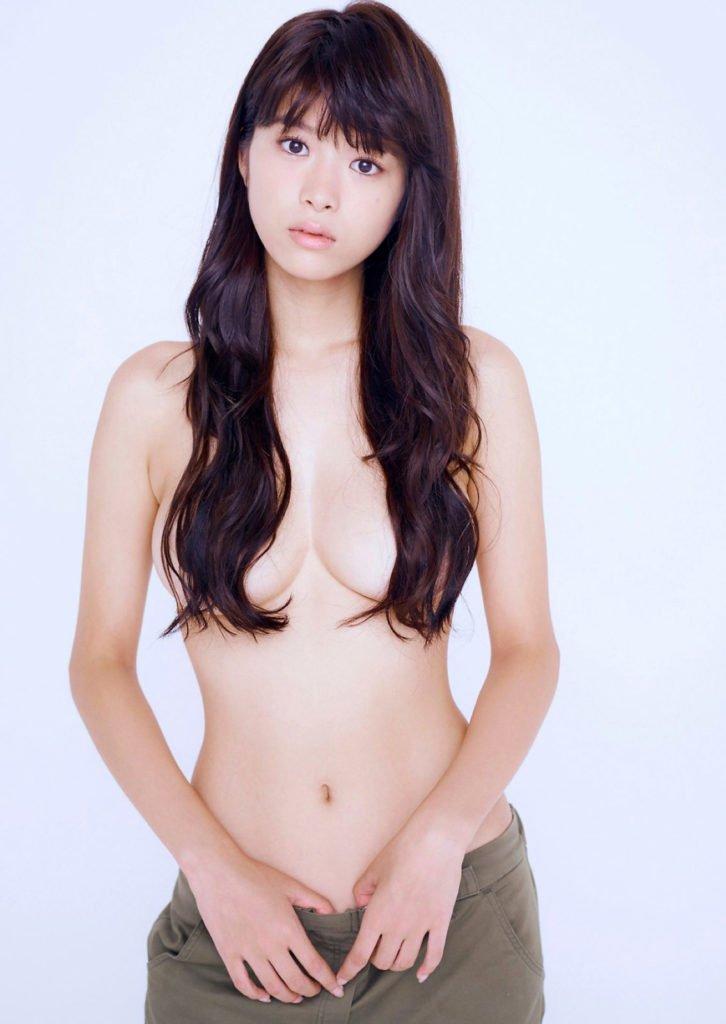 巨乳美人なモグラ女子、馬場ふみか (11)