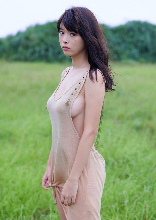 巨乳美人なモグラ女子、馬場ふみか (15)