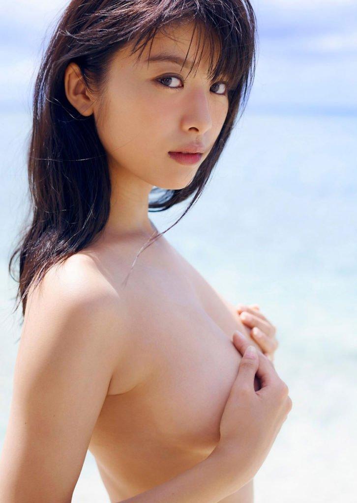 巨乳美人なモグラ女子、馬場ふみか (20)