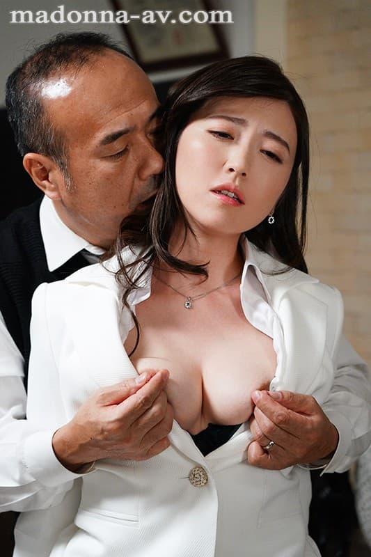 熟女人妻の濃厚なSEX、木下凛々子 (11)