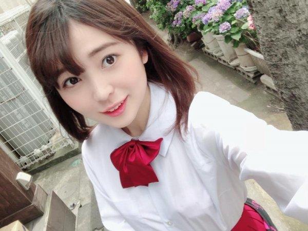 パイパン美少女の腰振りSEX、椎菜アリス (2)