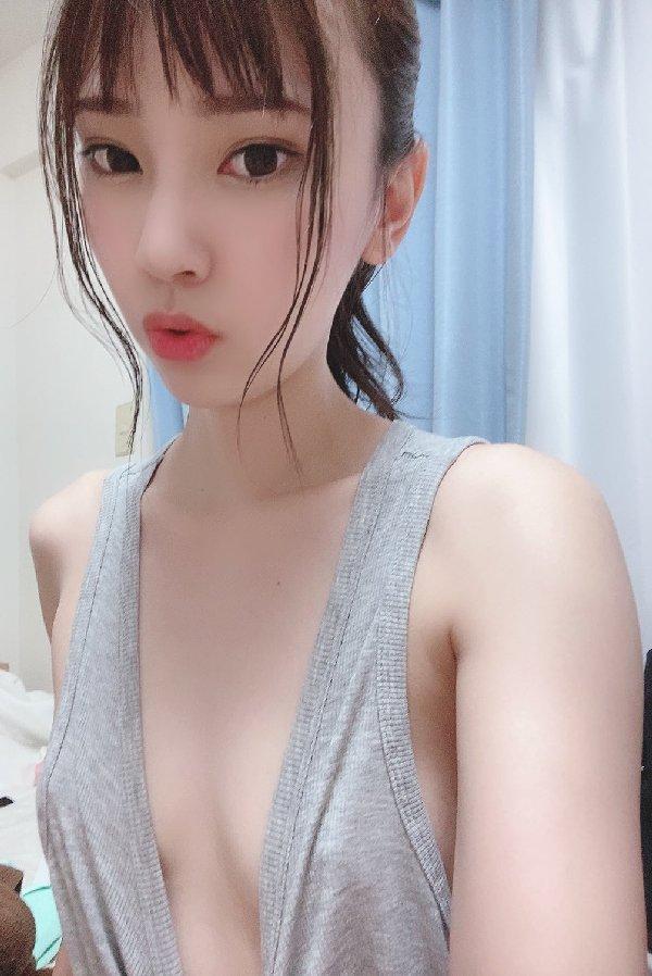 モデル系美女の絶倫SEX、竹内夏希 (2)